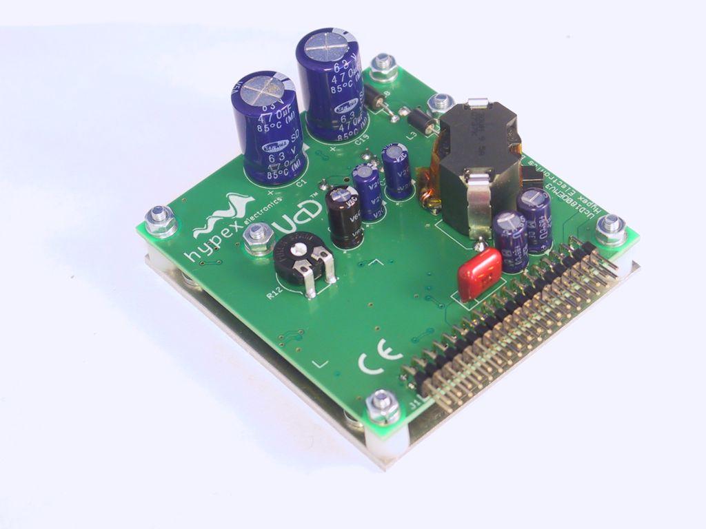2008 - Class D Amplifier comparasion test