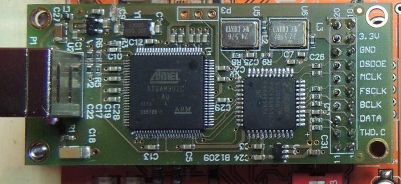 ES9018 USB DAC - Hi-Resolution System