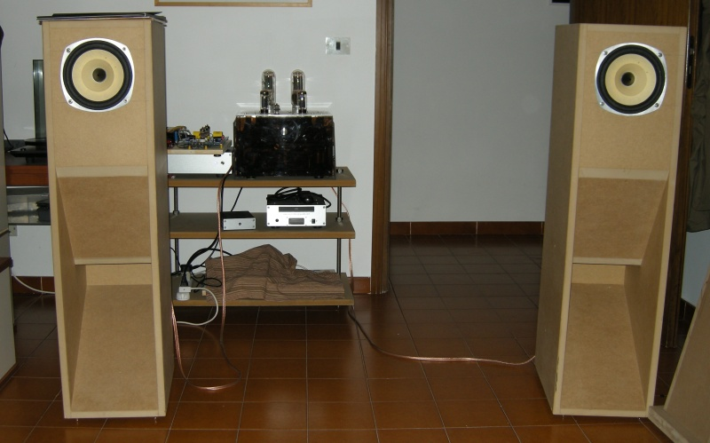 Full Range Speaker : Fullrange speakers™