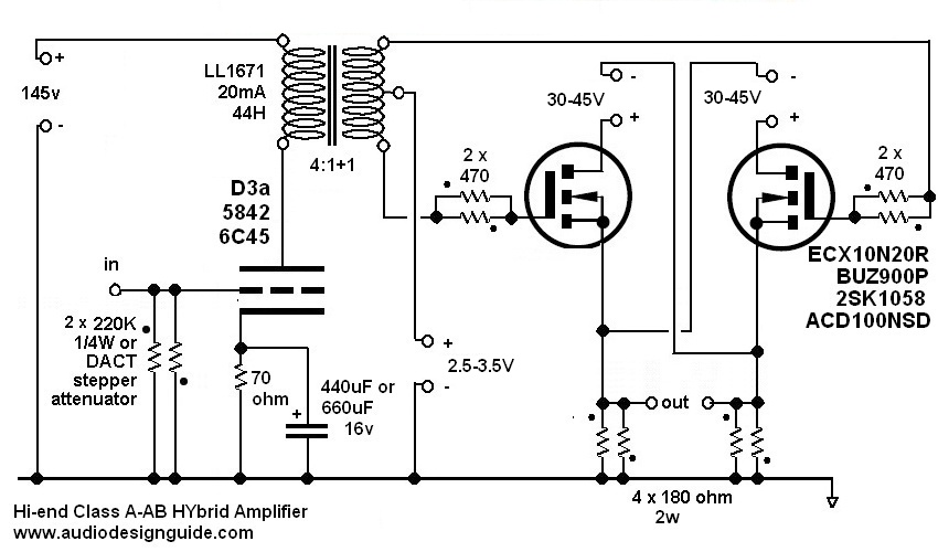 300b pse interstage tube amplifier basics