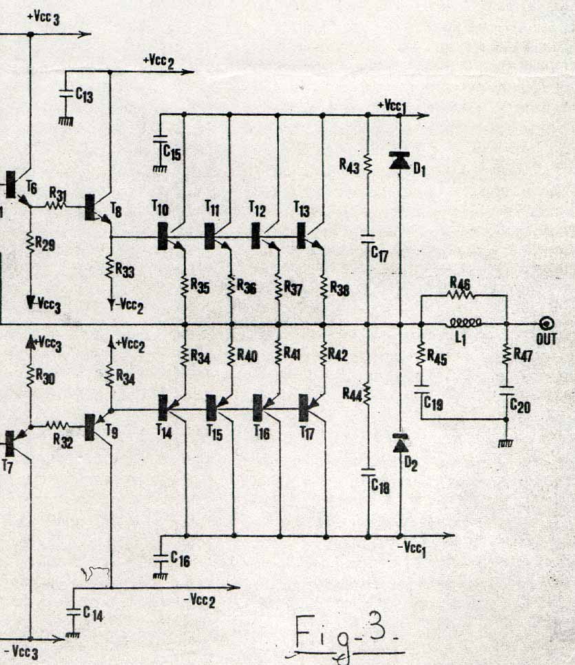 Ibridone on simple amplifier schematics