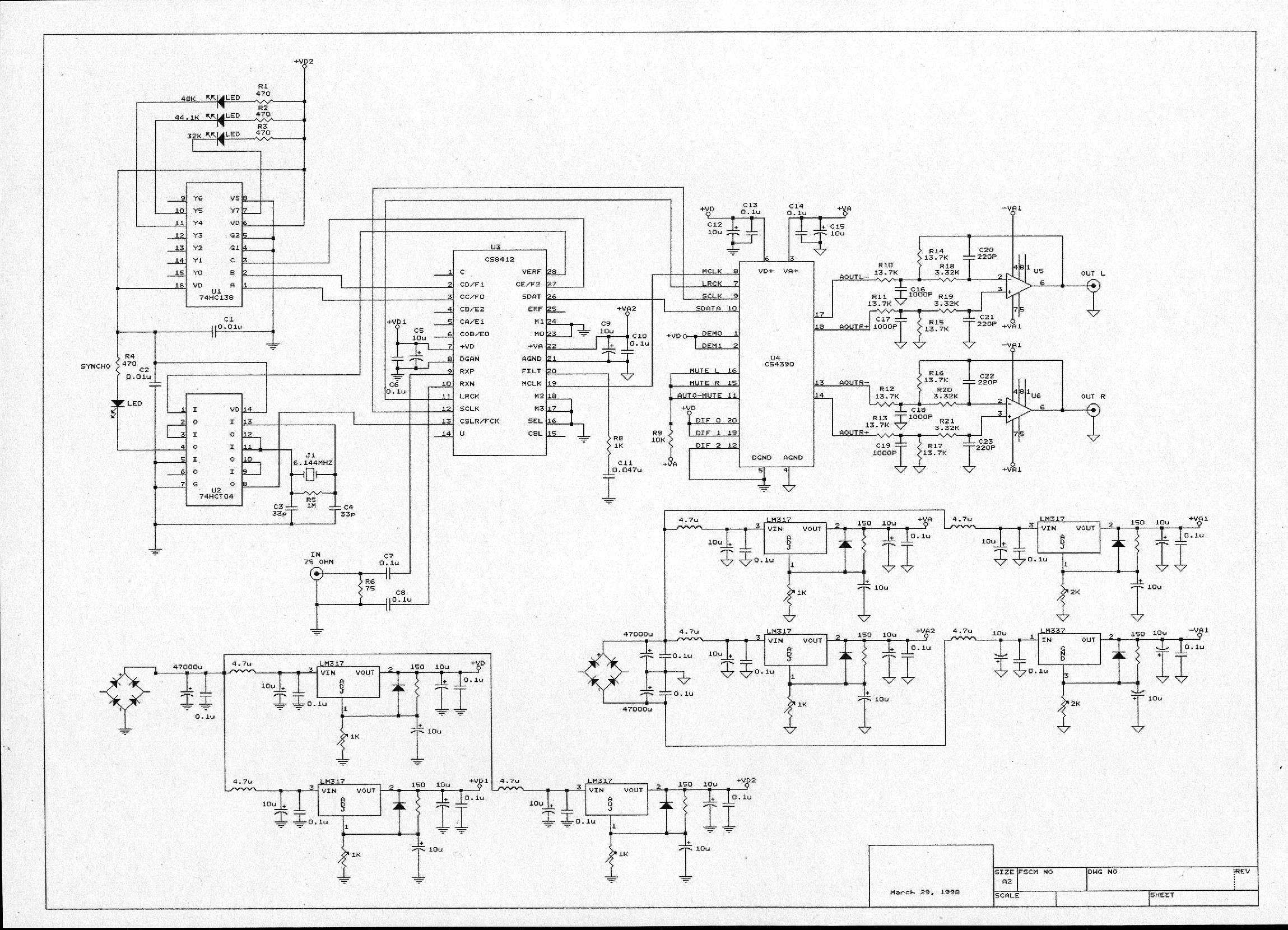 Schematic Circuit Diagram Pdf Schematic Free Engine Image For User  #262626