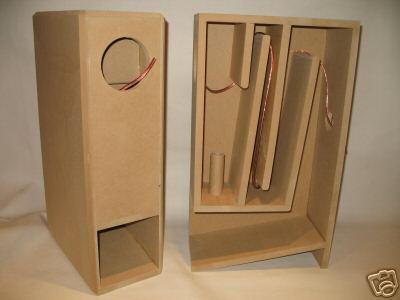 bass reflex cabinet 3
