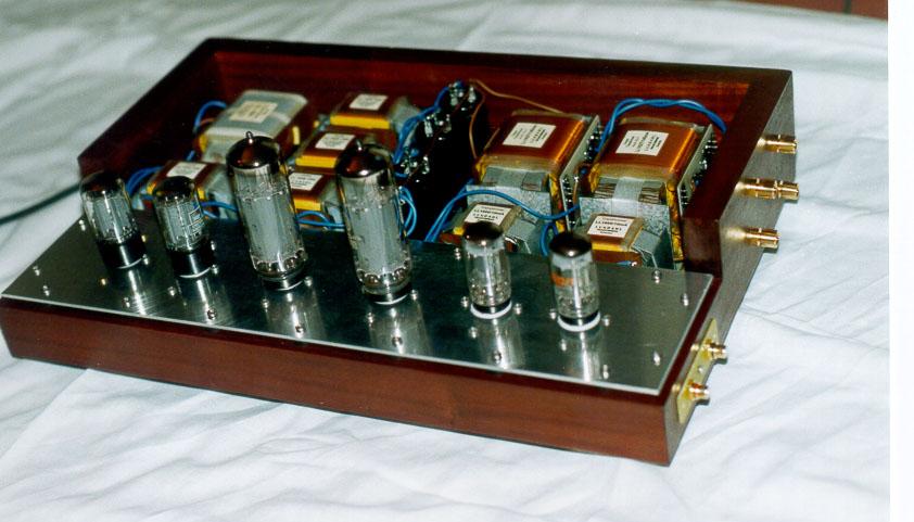 SETA - Single Ended Tube Amplifier