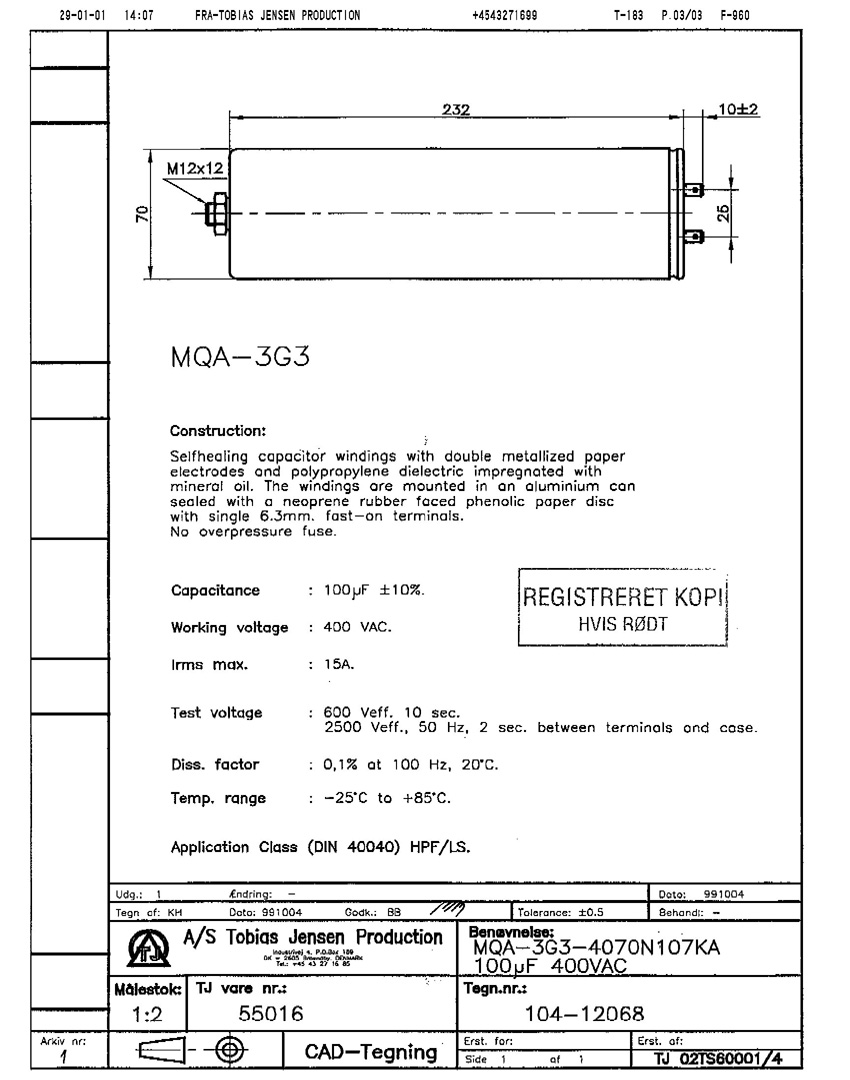 The 845 Single Ended Amplifier Stage 25 Amp Schematics 3 X Mqa 3g3