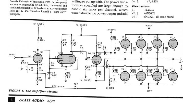 amplifier circuit with Otl on Transistors furthermore Dma 180circuit2 big further Otl additionally Tda7294 Subwoofer Amfisi likewise How To Create Your Signal Jammer.
